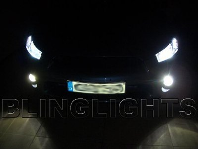 2009 2010 2011 Mitsubishi Eclipse 4750K Halogen Headlights Bulbs Headlamps Head Lights Lamps
