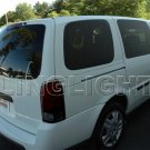 2005 2006 2007 2008 2009 Chevrolet Chevy Uplander Smoked Taillamps Taillights Tint Film Overlays