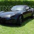 2006 2007 2008 2009 Pontiac Solstice Tint Protection Film for Smoked Headlamps Headlights
