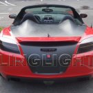 Saturn Sky Tinted Smoked Taillamps Taillights Overlays Film Protection