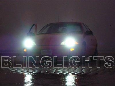 1995 1996 1997 1998 1999 Chevy Cavalier 4750K Halogen Headlamps Bulbs Headlights Head Lamps Lights