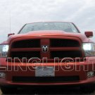 09 10 11 12 Dodge Ram Bright White Head Lamp Light Bulbs