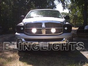 Dodge Ram Grill Lamps Grille Lights Kit Fog Driving Off Road Lighting