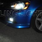 2005 2006 Acura RSX Xenon Fog Lamps Driving Lights Kit