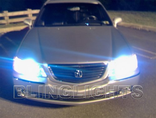 Acura RL Xenon HID Replacement Light Bulbs for Headlamps Headlights Head Lamps Lights