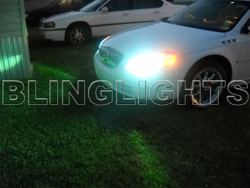 2006 2007 2008 2009 2010 Buick Lucerne Xenon HID Conversion Kit Headlamps Headlights Head Lights