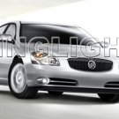 2006 2007 Buick Lucerne Xenon Fog Lamps Driving Lights Kit