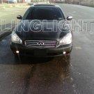 2002 2003 2004 2005 2006 Infiniti Q45 Xenon Fog Lamps Driving Lights Kit