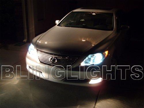 2007 2008 2009 2010 2011 Lexus LS460 Xenon HID Bulbs Headlamps Headlights Head Lamps Lights