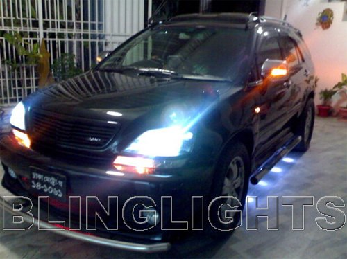 1998 1999 2000 2001 2002 2003 Lexus RX300 HID Kit Headlamps Headlights Head Lamps Lights RX 300