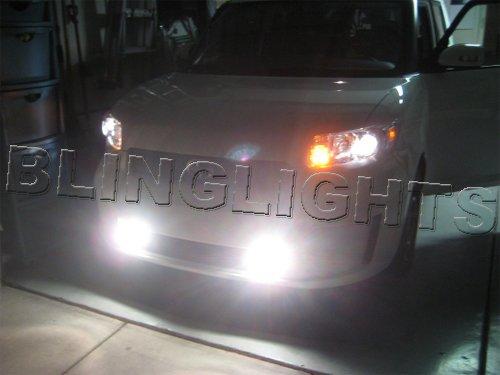 2008 2009 2010 2011 Scion xB Xenon Fog Lamps Driving Lights Kit