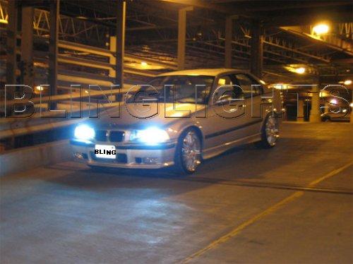 Minivans For Sale >> 1995 1996 1997 1998 1999 BMW E36 M3 Xenon HID Conversion ...