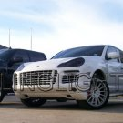 Porsche Cayenne Tint Protection Film for Smoked Headlamps Headlights Head Lamps Lights Overlays