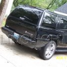 1999 2000 Cadillac Escalade Tinted Smoked Protection Overlays Film for Taillamps Taillights