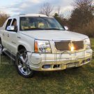 2002 2003 2004 2005 2006 Cadillac Escalade ESV EXT Xenon Fog Lamps Driving Lights Foglamps Kit