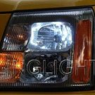 2002 Cadillac Escalade White Bulbs Headlamps Headlights Head Lights ESV EXT