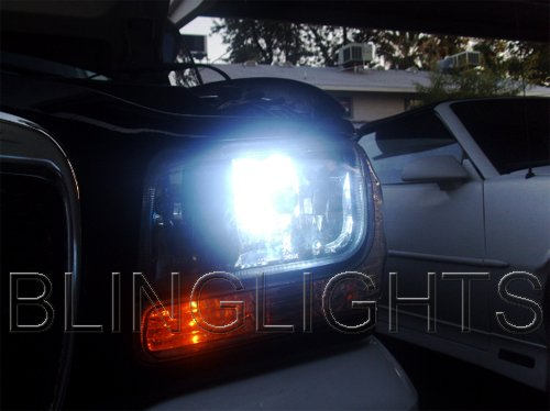 1999 2000 Cadillac Escalade Xenon HID Conversion Kit Headlamps Headlights Head Lamps Lights