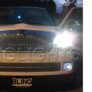 Lincoln Navigator Bright White Fog Lamp Light Bulbs Upgrade