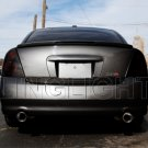 2005 2006 Nissan Altima Smoked Taillamp Film Overlay Covers L31