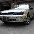 1992-1997 Nissan Altima Tinted Headlight Overlay Film Covers