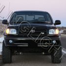 2000 2001 2002 Toyota Tundra Angel Eye Halo Fog Lamps Lights Kit