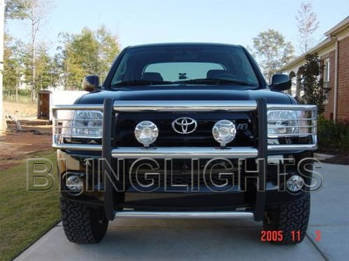 2003 2004 2005 2006 Toyota Tundra Auxilliary Lamp Bar Off Road Drivinglights Kit