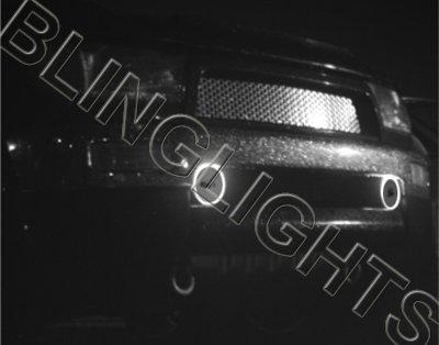 1996 1997 1998 Toyota 4Runner Halo Angel Eye Fog Lamp Light Kit