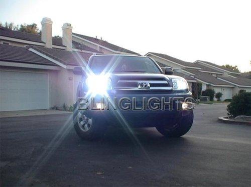 2003 2004 2005 Toyota 4Runner Head Lamp Light Bulbs Set Bright White