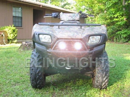 Kawasaki Brute Force Xenon Driving Lamps Fog Lights ATV Lighting Kit Quad Lighting
