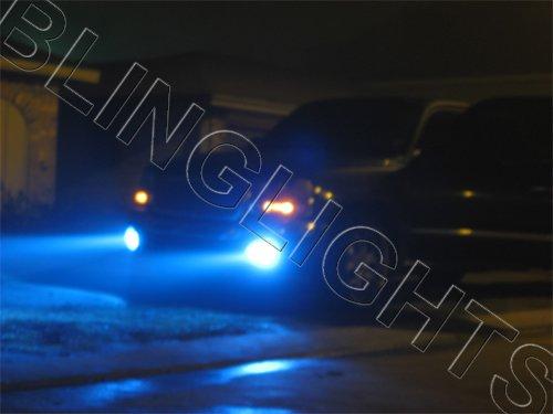 GMC Sierra Xenon HID Fog Lamp Light Conversion Kit Upgrade
