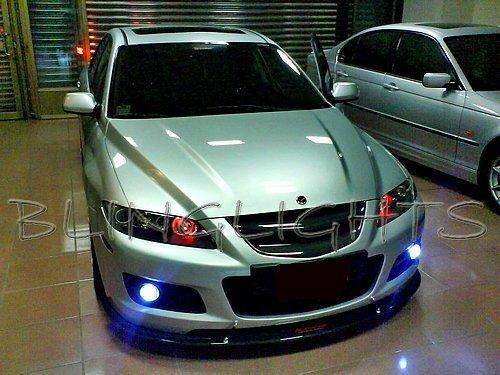 2005 2006 2007 Mazda6 Mps Mazdaspeed6 Xenon Hid Conversion