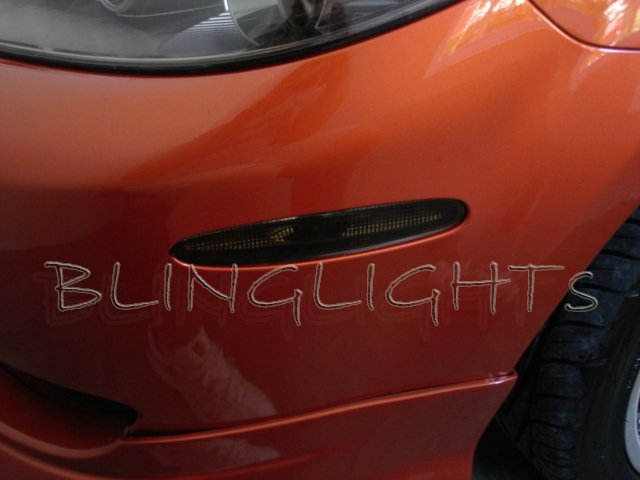 2003 2004 2005 2006 2007 2008 Mazda6 Tint Film for Smoked Turnsignals Lights Turn Signals Lamps