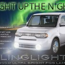 Nissan Cube Fog Lamps + LED Day Time Running Lights Kit drivinglights foglights