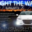 2011 2012 Honda CR-Z Xenon Fog Lights Driving Lamps Kit CRZ foglamps drivinglights