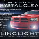 2006-2010 Dodge Charger LED Fog Lamps Driving Lights Kit
