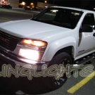 2004 2005 2006 2007 2008 2009 2010 2011 2012 GMC Canyon Bright Light Bulbs for Headlamps Headlights