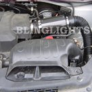 Honda Ridgeline Cold Air Intake Kit CAI Motor Performance V6