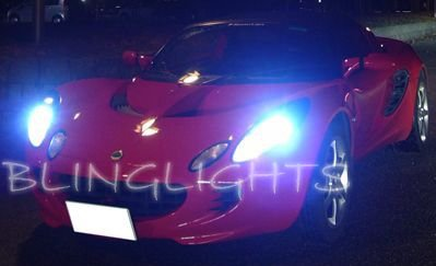 2004 2005 2006 Lotus Elise Exige Xenon 55watt HID Kit for Headlamps Headlights Head Lamps Lights