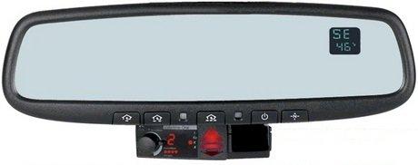 Valentine One V1 Radar Detector Mirror Mount Bracket Kit