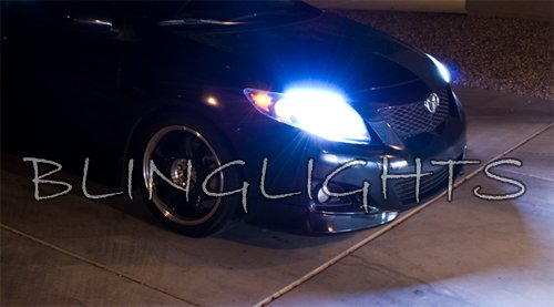 Toyota Corolla Xenon HID Conversion Kit for Headlamps Headlights Head Lamps HIDs Lights
