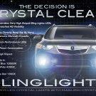 2009-2014 Acura TSX LED Fog Lamp Driving Light Kit sedan sport wagen