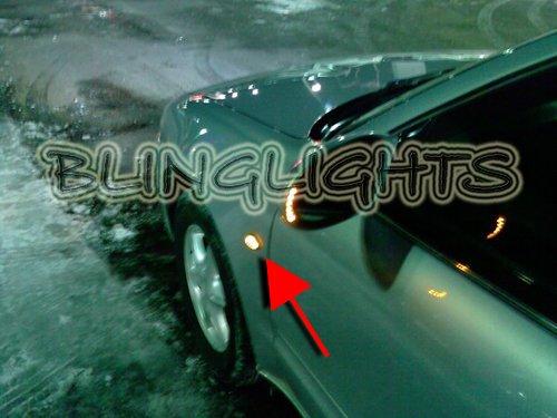 Oldsmobile Alero LED Turnsignals Turn Signalers Lamps Side Lights 1999 2000 2001 2002 2003 2004