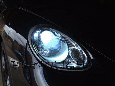 2009 2010 Porsche Cayman Replacement Xenon HID Bulbs for Headlamps Headlights Head Lamps Lights 987c