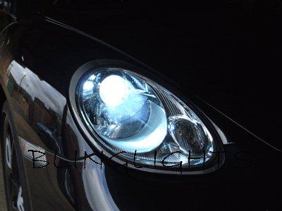 2006 2007 2008 Porsche Cayman Replacement HID Bulbs for Headlamps Headlights Head Lamps Lights 987c