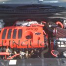 2006-2018 Hyundai Accent Performance Air Intake Engine Motor carbon fiber finish