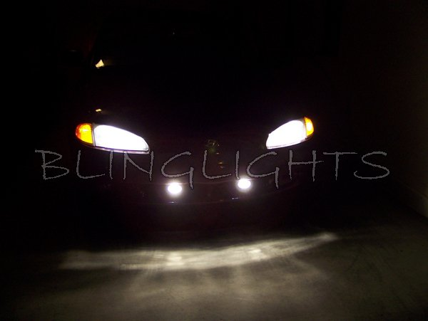 1996 1997 Hyundai Elantra Xenon Fog Lamps Driving Lights Foglamps Foglights Drivinglights Kit