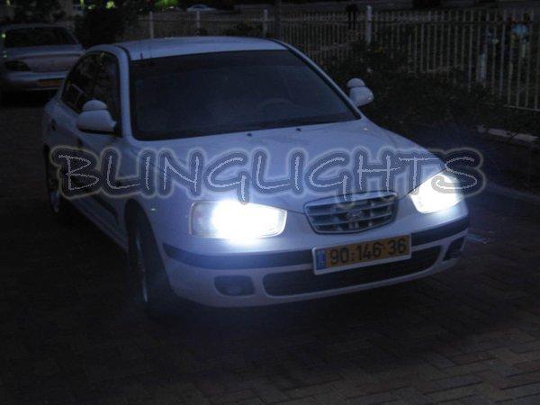 2001 2002 2003 Hyundai Elantra VHO HID Xenon Kit for Headlamps Headlights Head Lamps Lights GLS GT