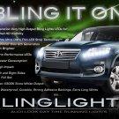 Toyota Rav4 LED DRL Strip Lights Day Time Running Lamps Headlamps Headlights Strips