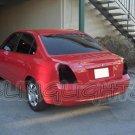 2004-2006 Hyundai Elantra Smoked Tinted Tail Light Lamps Overlays Film Protection
