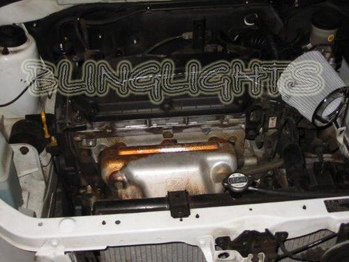 2001 2002 2003 2004 2005 Kia Rio Performance Air Intake